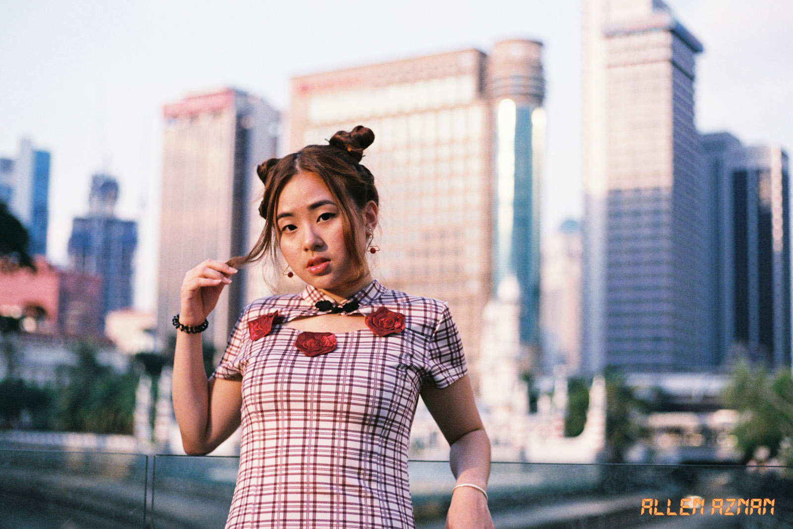 Carman Yap | Qipao (Film)