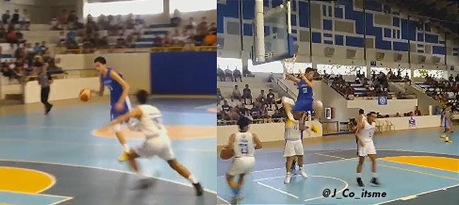 Kai Sotto's Nasty Move ala Kristaps Porzingis (VIDEO)