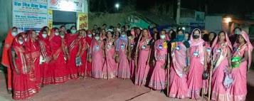 महिला कमांडो ने गांव को बनाया नशामुक्त