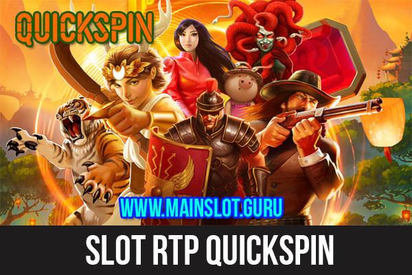 Slot RTP Quickspin