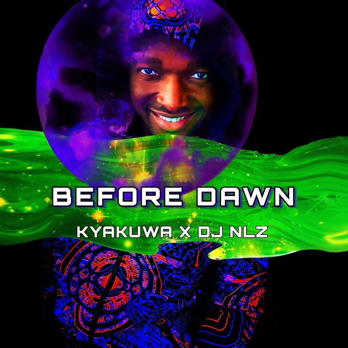 Kyakuwa and DJ NLZ Showcases Their Talent With Infectious, Must-Listen Pop/Afrobeats Single 'Before Dawn'