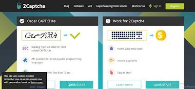 Captcha Solving Jobs