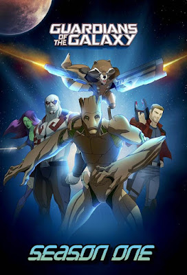 Marvel's Guardians of the Galaxy (TV Series) S01 Custom HD Latino 2DVD