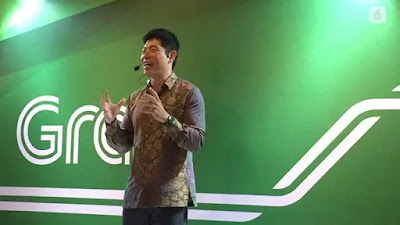 Sabet Holds Decacorn, Grab Now Employs 200 Engineers in Indonesia