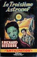 F. Richard-Bessière Le troisième astronef Fleuve Noir Anticipation