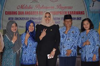 Pembinaan Anggota IBI (Ikatan Bidan Indonesia) Pengurus Cabang Kabupaten Karawang