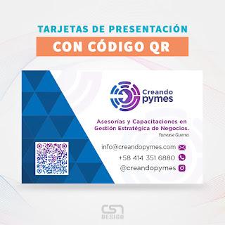 Tarjeteria-Tarjeta-de-Presentacion-Card-Business-Tarjetas-de-Visitas-Codigo QR Code
