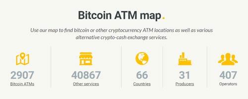 ATM Bitcoin Dirilis Pertama Kali Di Dunia