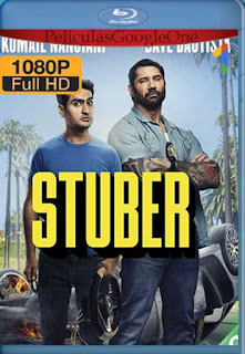Stuber: Locos Al Volante[2019] [1080p BRrip] [Latino-Inglés] [GoogleDrive]