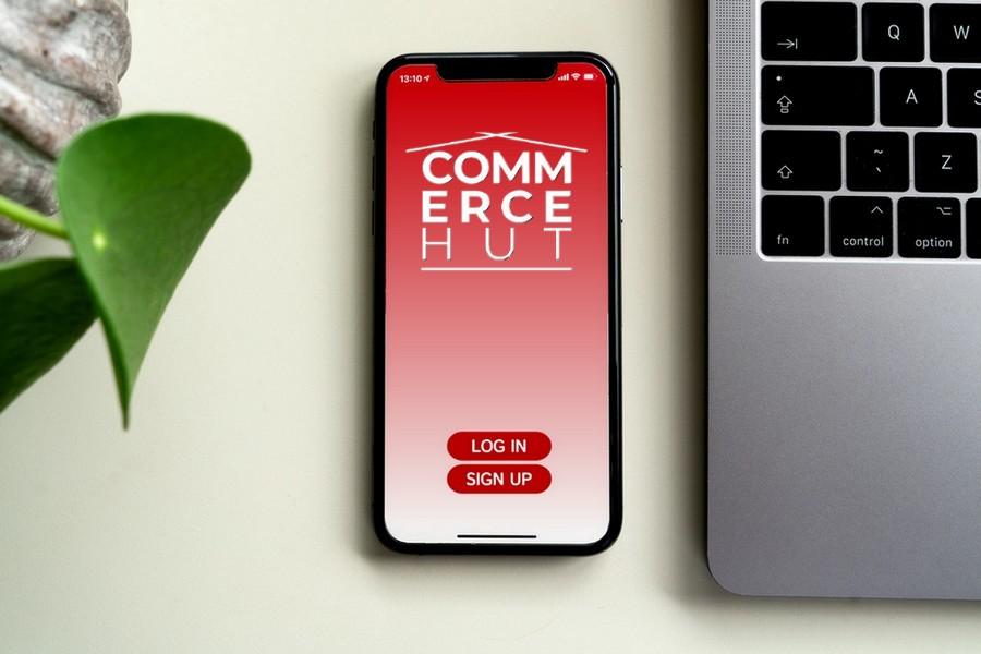 Commerce Hut Mock App
