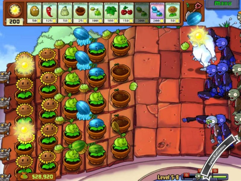 Download Plants Vs Zombies for Windows 10,7,8.1/8 (64/32 ...