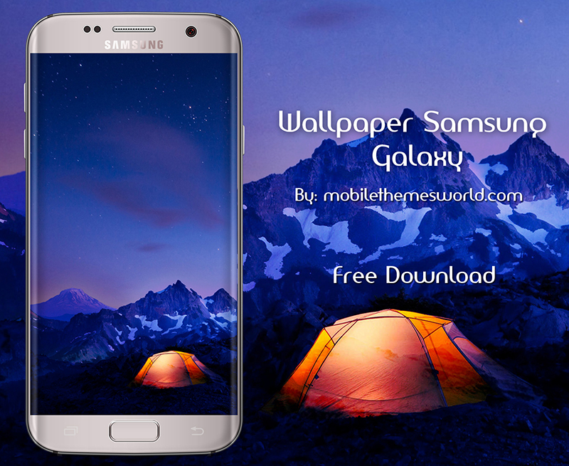 Free Wallpaper Phone: HD Mountain Wallpapers Galaxy S7 Edge