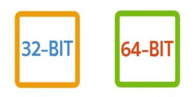 ما الفرق بين نظام 32 بت و64 بت وايهما افضل لك – شرح شامل