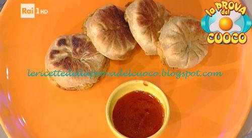 Ravioli dorati croccanti ricetta Shoda da Prova del Cuoco