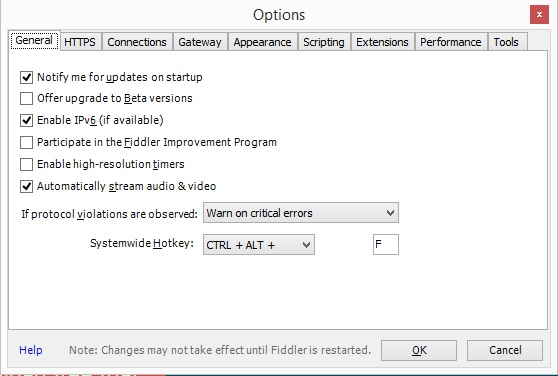 Use Fiddler with BizTalk Adapters to view exchanged messages