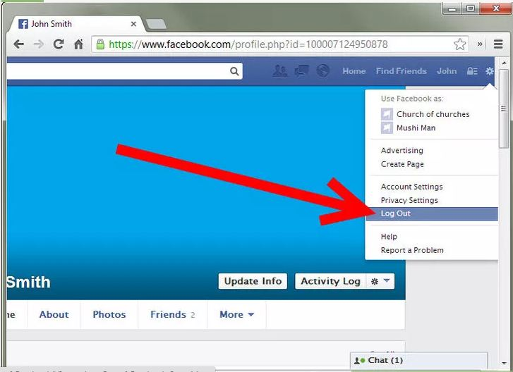 how to delete all my activity log on facebook