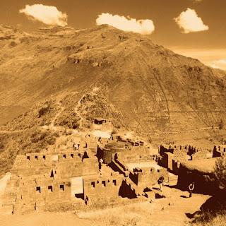 Pisac: Sítio Arqueológico, no Vale Sagrado