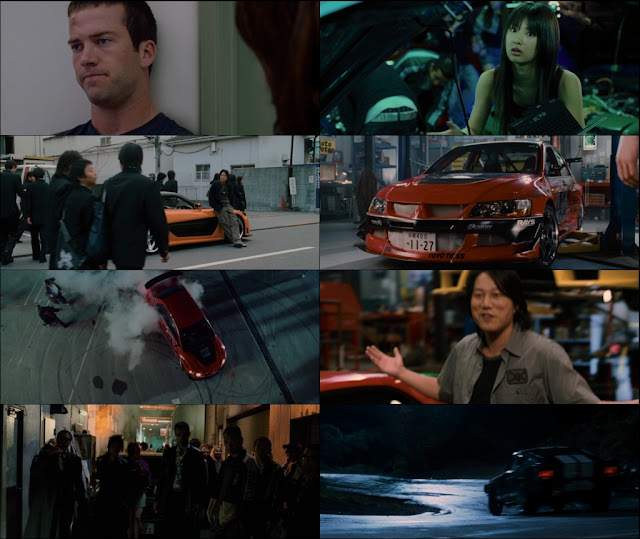 The Fast and the Furious: Tokyo Drift 2006 Dual Audio 1080p BluRay