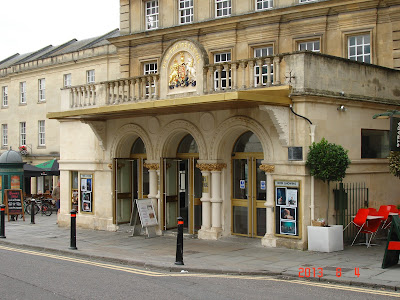 Theatre Royal in Bath