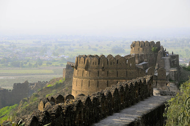 Pakistan World Heritage Site - Rohtas Fort