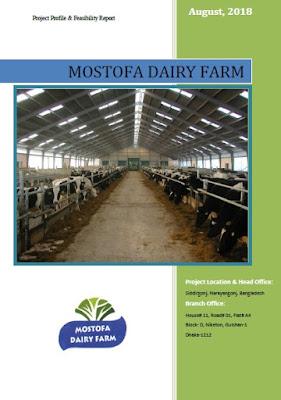 Dairy farm project profile PDF