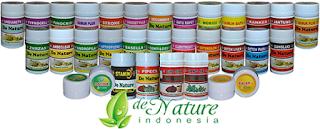 Rekening Resmi Pembayaran Obat De Nature Indonesia