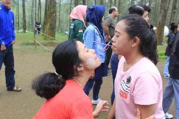 Paket Outbound Cikole Lembang Bandung Utara