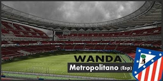 PES 2013 Wanda Metropolitano (Esp) by Mike Stadium