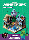 Minecraft Let's Build! Land of the Zombies Book Item