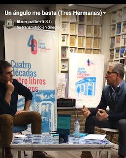 Alejandro Vergara y Ernesto Calabuig