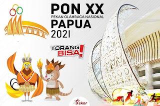 PON XX 2021 di Papua Memperkuat Persatuan Indonesia