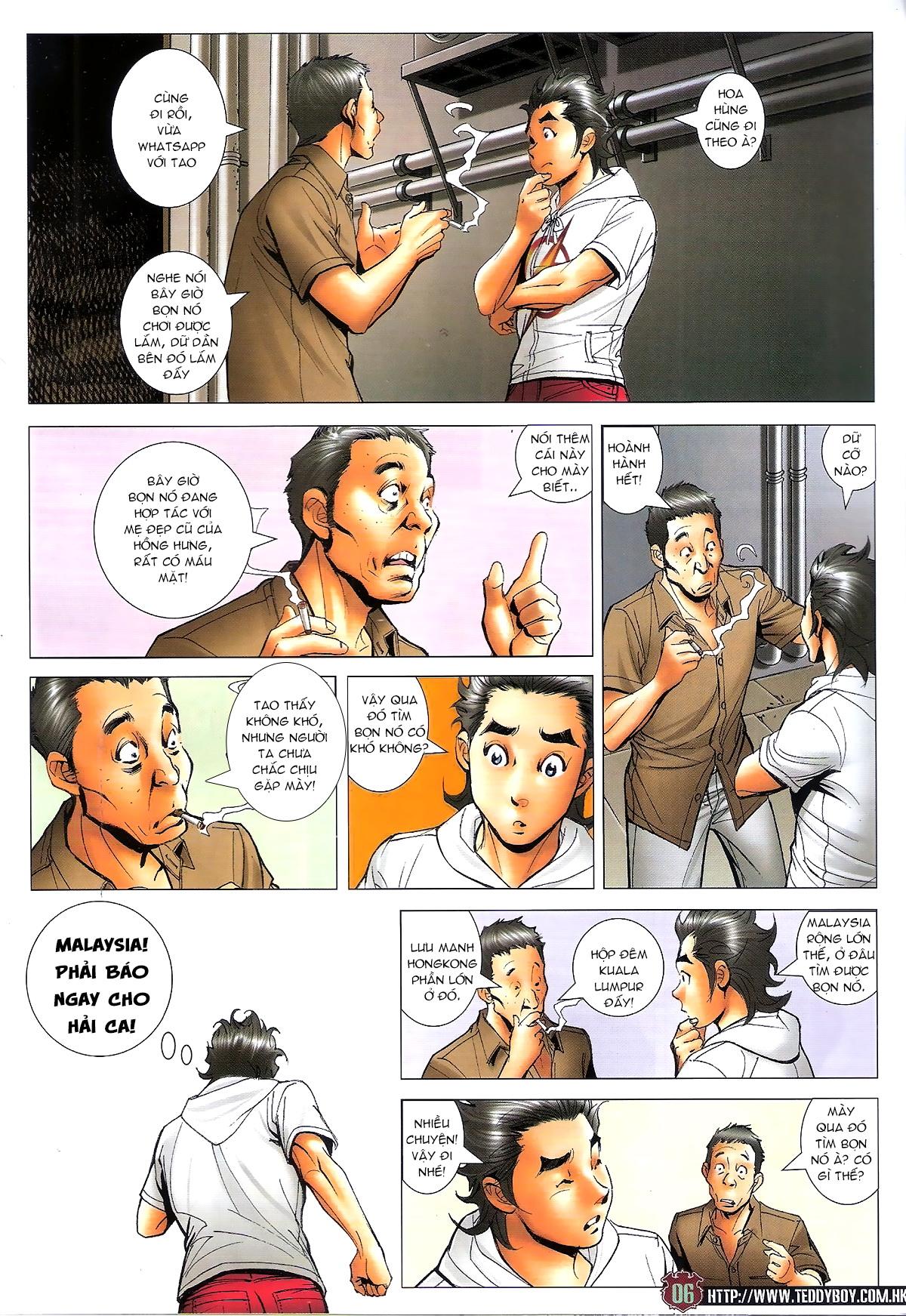 Người Trong Giang Hồ Chap 1734 - Next Chap 1735