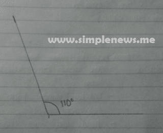 gambar sudut 110° www.simplenews.me