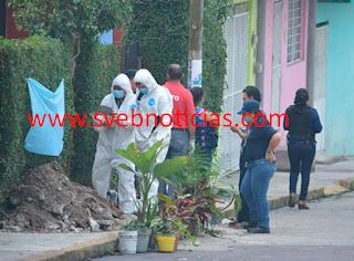 Joven desaparecida la hallan enterrada en casa del novio en Mariano escobedo