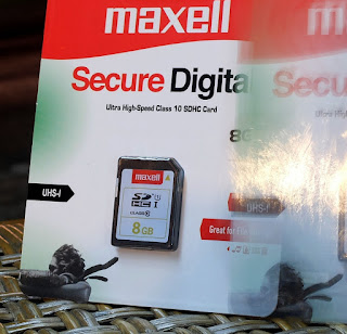 jual sd card Merk Maxell Secure Digital Class 10