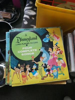 Disney vintage album. Photography by Rachel Hancock @retrogoddesses