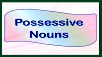 possessive-nouns