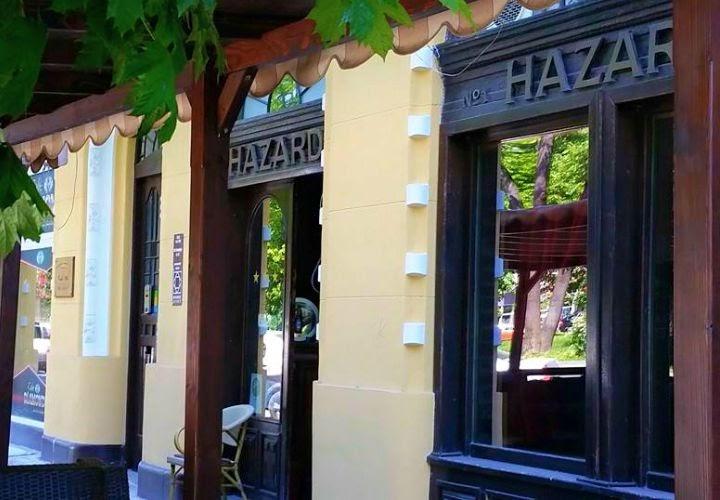Bar Cafenea Hazard Arad