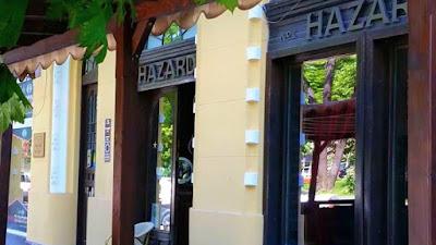 Bar Hazard