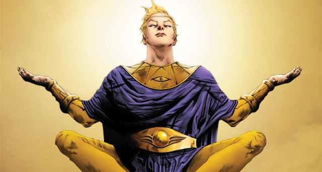 ozymandias dc comics watchmen