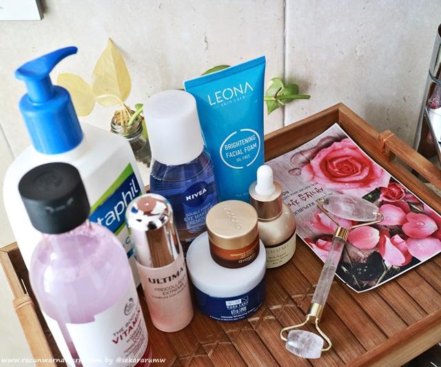 Skincare Leona Facial Foam