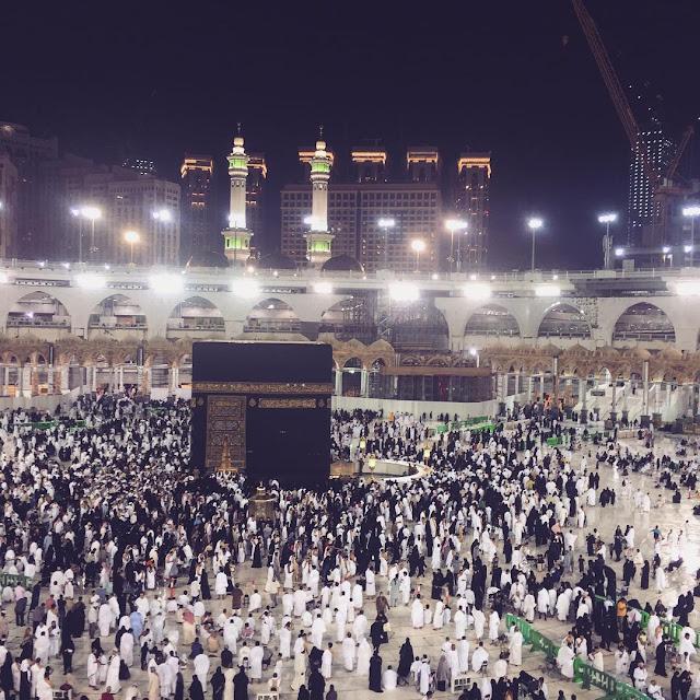 Penampakan Terbaru Masjidil Haram
