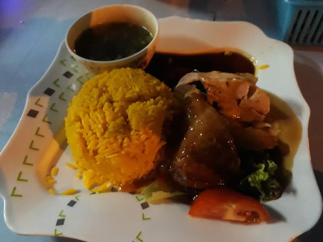 Chiken Chop RM5 Di Bangi
