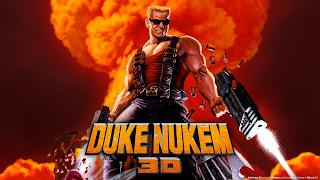 Duke Nukem PS Vita Wallpaper