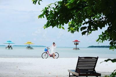 Paket Tour Pulau Leebong Belitung