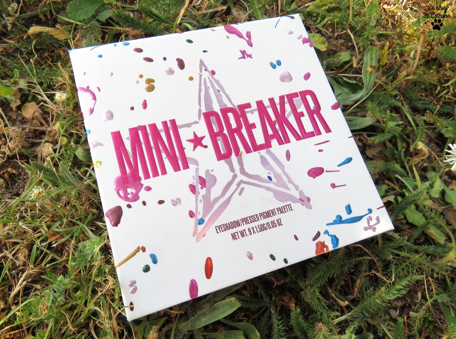 Mini Breaker - Palette Fards à Paupières - Jeffree Star Cosmetics