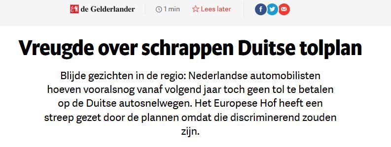 https://www.topics.nl/vreugde-over-schrappen-duitse-tolplan-a12990085degelderlander/