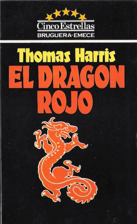 Dragón rojo – Thomas Harris