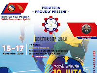 Persitera Prouldy Present Rektor Cup