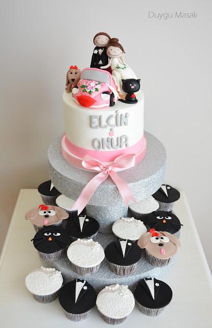 edirne düğün pastası